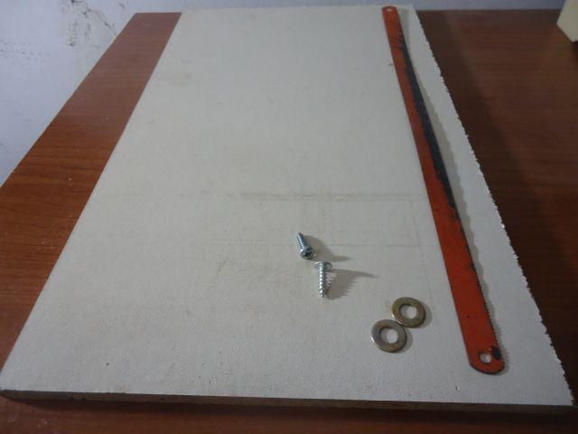 peralatan membuat alat pemotong kertas gosok/amplas