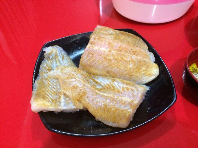 marinasi ikan dori