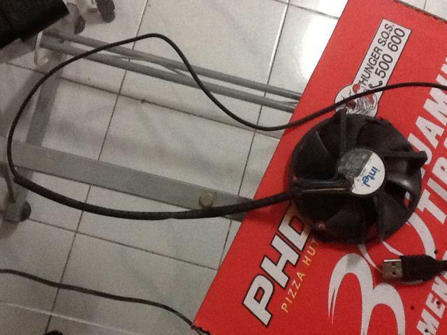 isolasi bakar kabel cpu