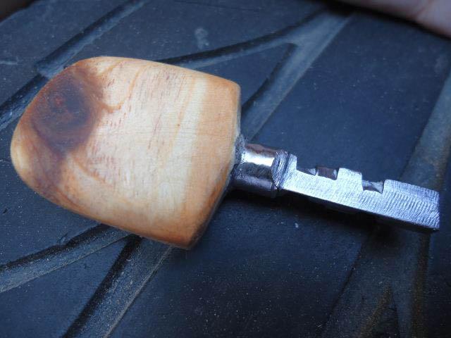 cara buat kunci gembok sendiri