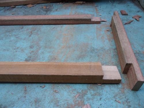 cara membuat joint kayu