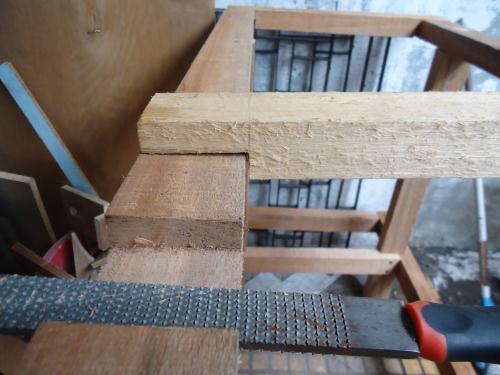 Membuat Meja Workshop Pakeotac