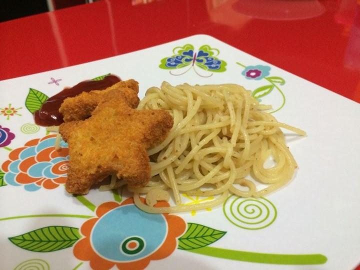 Resep original Spaghetti Aglio e olio