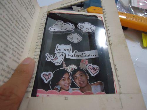 halaman depan scrapbook