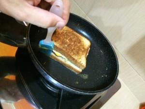 roti sandwich di lumari butter