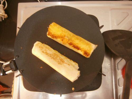 membuat roti bakar unik