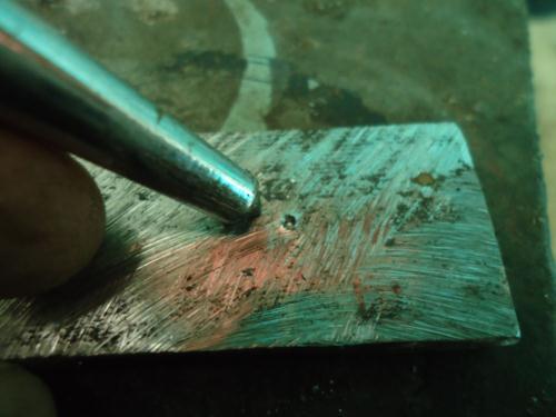 membuat alat pembuat dowel
