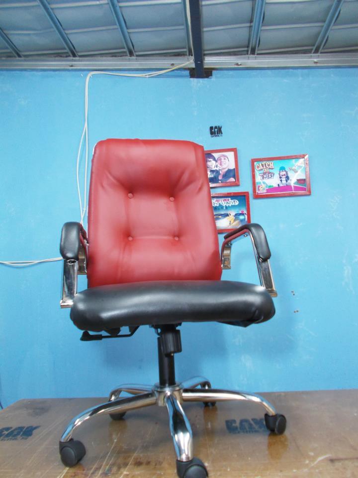cara memperbaiki kursi kantor
