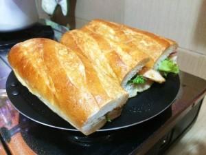 Subway sandwich ala pakeotac
