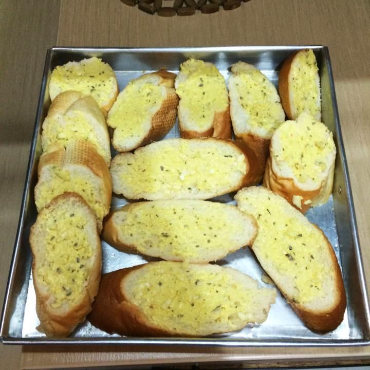 roti garlic