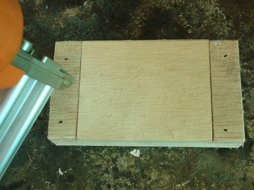 cara membuat sanding pad