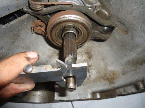 input shaft transimisi