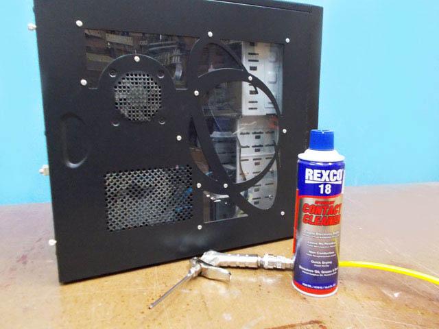 Cara benar membersihkan komputer