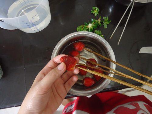 cara membuat tanghulu
