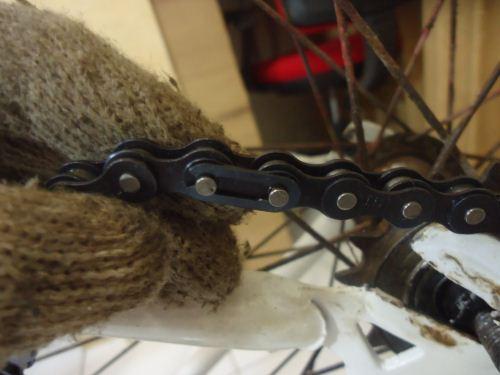cara memotong rantai sepeda