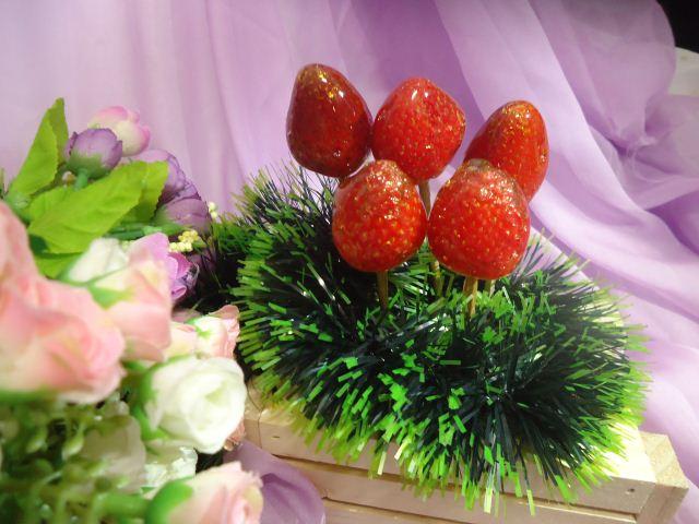 Tanghulu (糖葫芦) / Permen buah