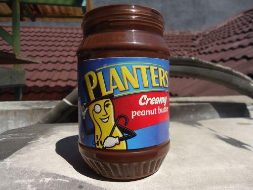 wadah selai kacang