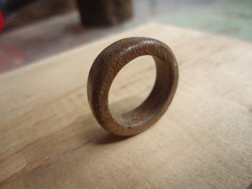 cincin kayu/wooden ring