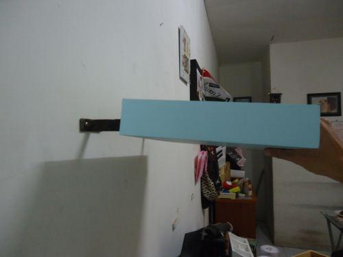 cara memasang rak gantung