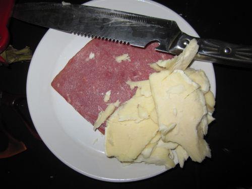 bahan membuat sandwich