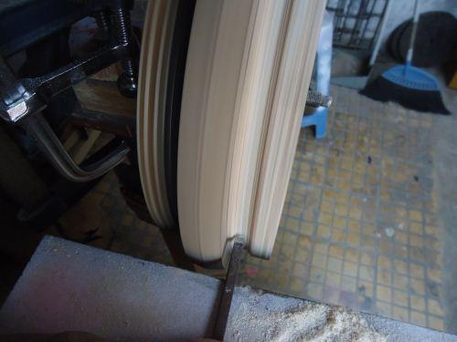 Roda bandsaw homemade