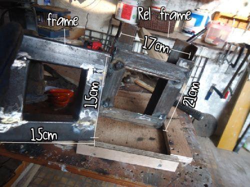 frame rel frame