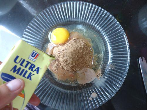 Cara membuat sarapan simple