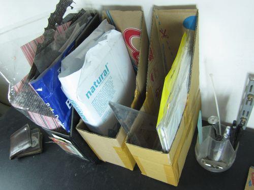 organizer majalah homemade bantex