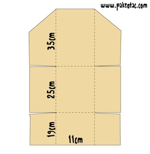 Cara membuat organizer kertas bantex