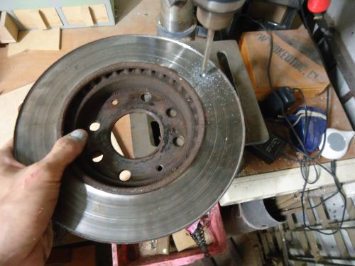 bor lubang disc brake