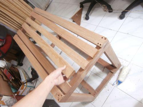 cara membuat meja mesin bubut