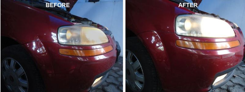 Cara membuat lampu mobil menjadi lebih terang