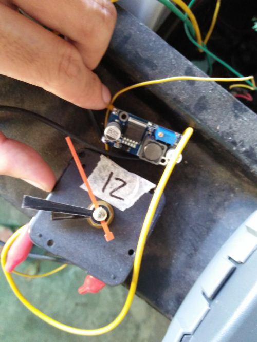 modul Lm2596 untuk merubah tegangan