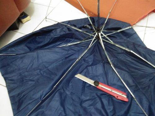 daur ulang payung