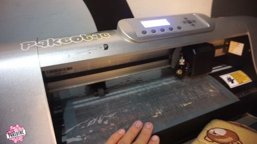 cara menggunakan cutting mesin jinka pro