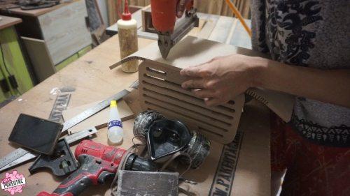 cara teknik kerf kayu