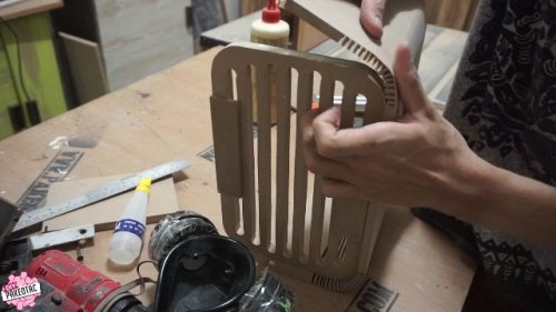 how to make classic speaker box
