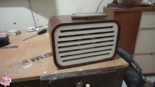 speaker bluetooth model klasik jadul