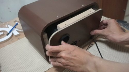 rubah speaker bekas komputer jadi speaker vintagee pakeotac. Black Bedroom Furniture Sets. Home Design Ideas