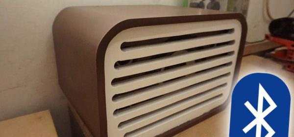 Convert your old creepy pc speaker to cool classic look bluetooh speaker
