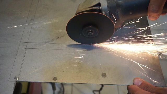 1.3mm galvanized steel