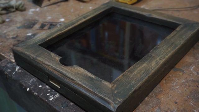 frame tablet ipad