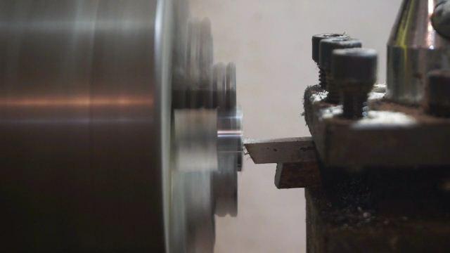 Making fidget spinner weights