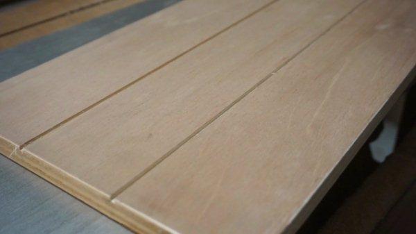 cara membuat plywood terlihat solid