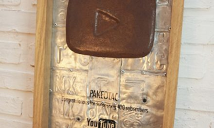 MEMBUAT SENDIRI YOUTUBE PLAY BUTTON