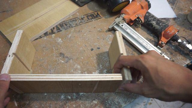 Pembuatan toolbox mini