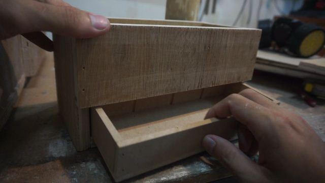 Cara membuat toolbox kayu