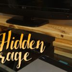 Diy Desktop Organizer with Hidden Storage