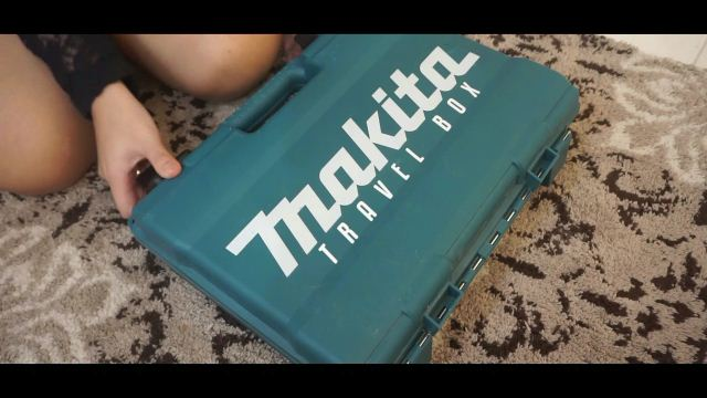 Kotak travel makita | kotak bug out