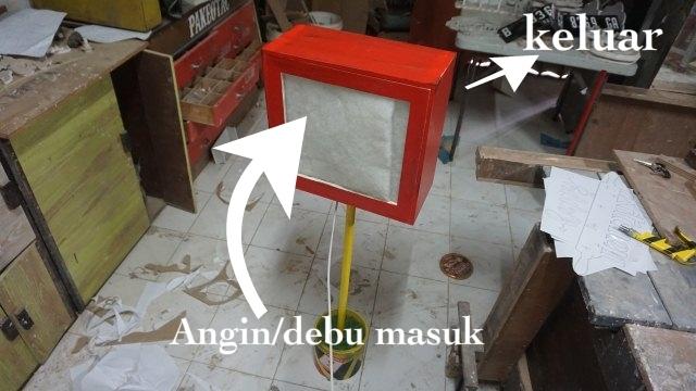 workshop filter